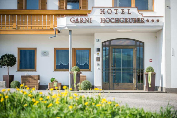 Hotel garni là gì?