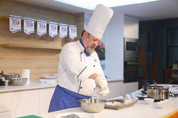 kiến thức kỹ năng được chef norbert ehrbar chia sẻ giúp học viên trau dồi thêm kinh nghiệm