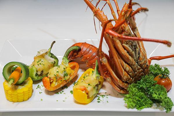 món ăn đảm bảo chất lượng từ hương vị tới hình thức