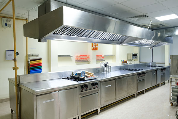 gian bếp thực hành chu văn an